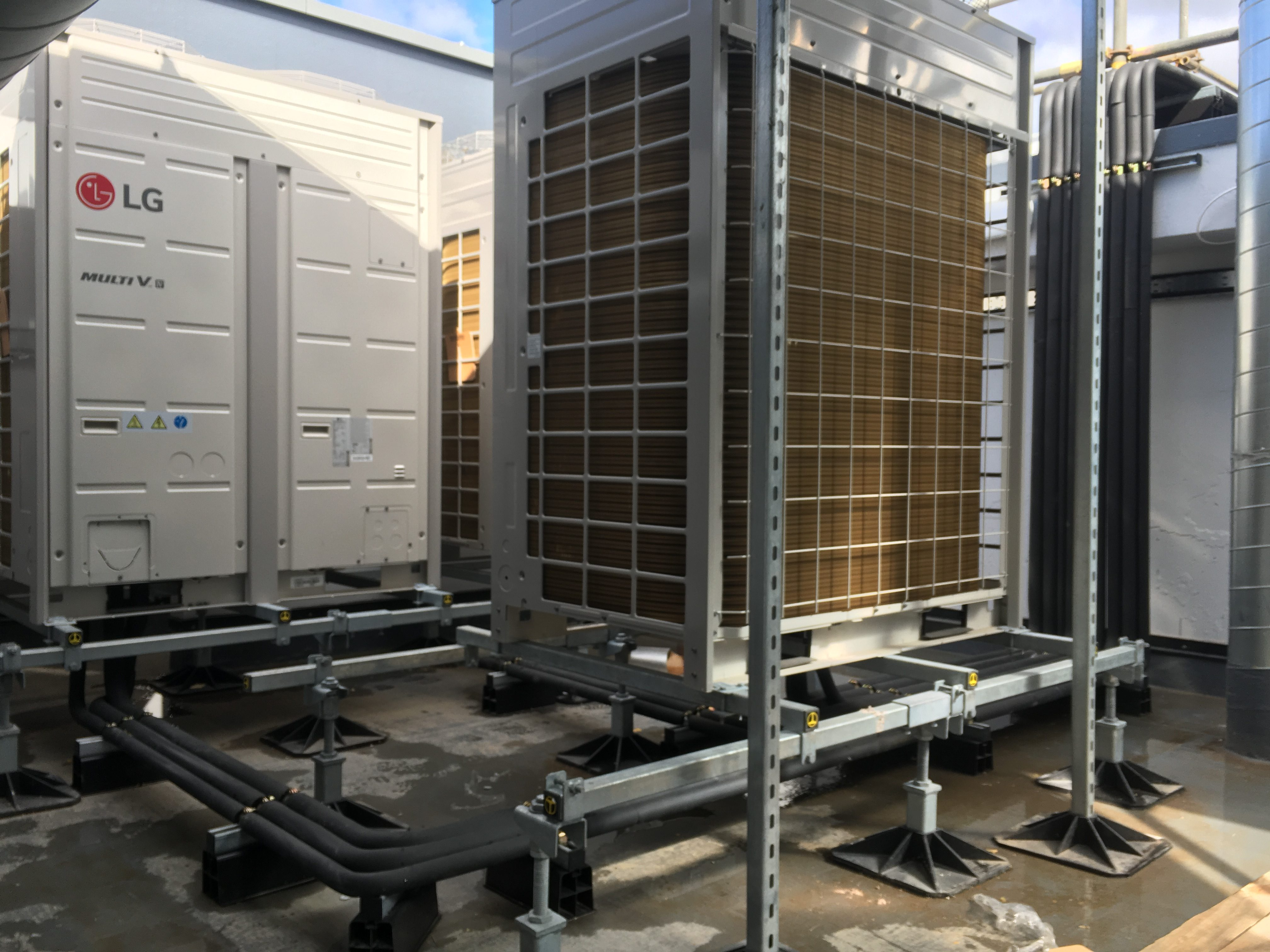 Bicoolsolutions office air conditioning installation birmingham